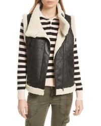 Danay faux shearling vest medium 5254776