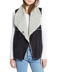 Dylan Madison Faux Shearling Vest