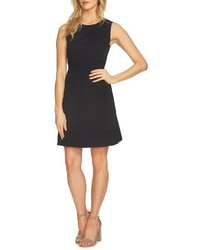 1 STATE 1state Raw Hem Sheath Dress