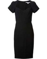 Diane von Furstenberg Katrina Bustier Sheath Dress