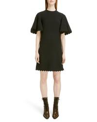 Chloé Bell Sleeve Cady Dress