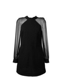 Saint Laurent Broderie Anglaise Dress