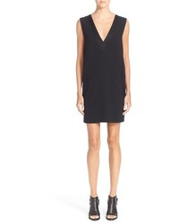 Rag & Bone Phoebe V Neck Shift Dress