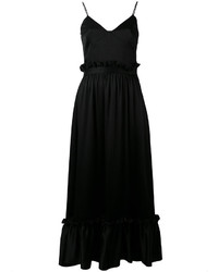 MSGM Shift Midi Dress