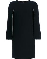 DKNY Sleeve Cut Out Shift Dress