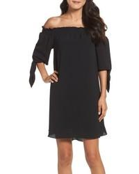 Stretch crepe shift dress medium 5054983