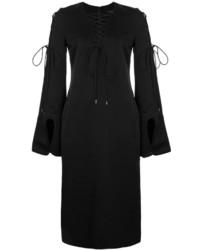 Ellery Tie Detail Shift Dress