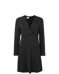 Dondup Wrap Mini Dress