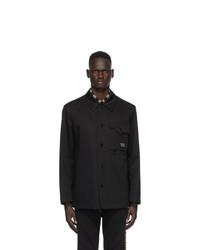 Burberry Black Calverton Jacket