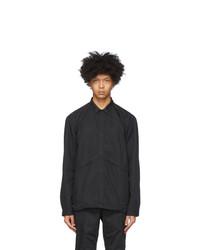 Nonnative Black Coach Shirt Jacket