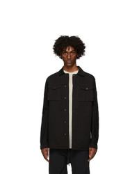11 By Boris Bidjan Saberi Black Dye Jacket