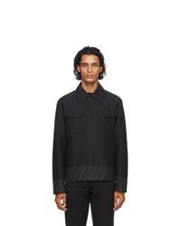 Fendi Black Forever Short Jacket