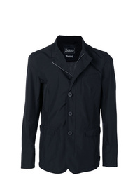 Herno Black Lightweight Jacket