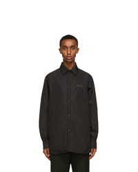 Valentino Black Padded Vltn Jacket