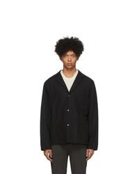 Kenzo Black Signature Jacket