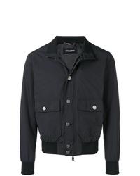 Dolce & Gabbana Buttoned Bomber Jacket