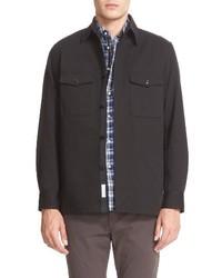 rag & bone Hudson Ii Woven Shirt Jacket