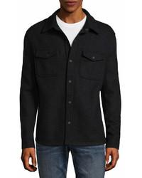 London Fog Midweight Shirt Jacket