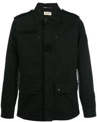 Saint Laurent Pocket Shirt Jacket