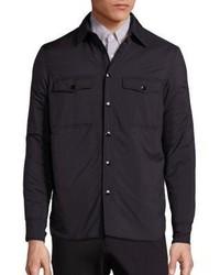 rag & bone Solid Shirt Jacket