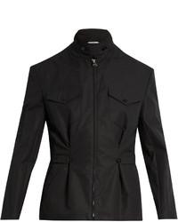 J.W.Anderson Zip Through Cotton Shirt Jacket
