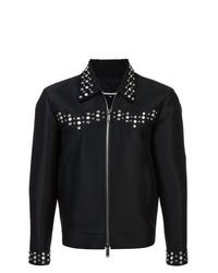 DSQUARED2 Zipped Shirt Jacket