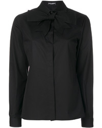 Dolce & Gabbana Classic Neck Tie Shirt
