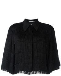 Stella McCartney Cropped Fringe Shirt