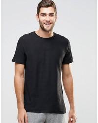 Jack and Jones Jack Jones Premium Tshirt In Rib