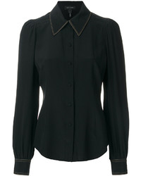 Marc Jacobs Pleated Detail Shirt