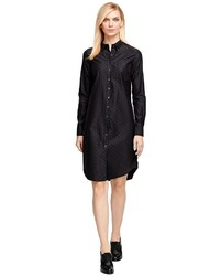 Brooks Brothers Cotton Shirtdress