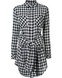 Current/Elliott The Twist Shirt Dress