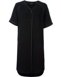 Rag & Bone V Neck Shirt Dress