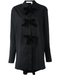 See by Chloe See By Chlo Bow Appliqu Shirt