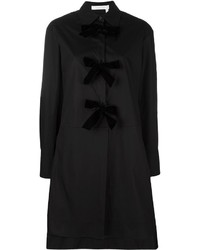 See by Chloe See By Chlo Long Sleeve Bow Shirt Dress