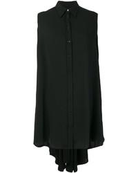 MM6 MAISON MARGIELA Sleeveless Shirt Dress