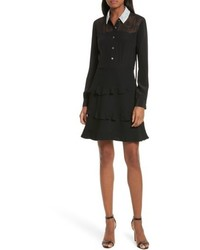 The Kooples Trompe Loeil Shirtdress