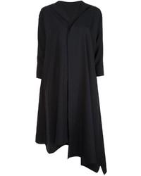 Y's Asymmetric Shirt Dress