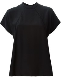 Maison Margiela Short Sleeve Blouse
