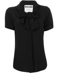 Moschino Bow Detail Blouse