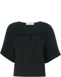 See by Chloe See By Chlo Flutter Sleeve Blouse