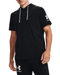 Under Armour Ua Rival Short Sleeve Hoodie