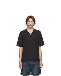 Everest Isles Black Beach Shirt