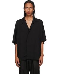 Julius Black Kite Short Sleeve Shirt