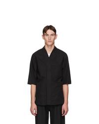 Abasi Rosborough Black Limited Edition Arc Desert Shirt