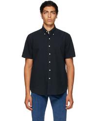 Polo Ralph Lauren Black Oxford Short Sleeve Shirt
