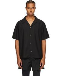 True Tribe Black Pablo Short Sleeve Shirt