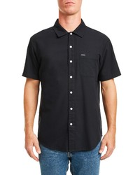 Brixton Charter Short Sleeve Button Up Shirt