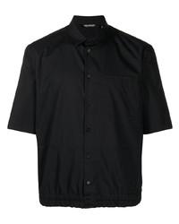 Neil Barrett Elasticated Hem Shirt