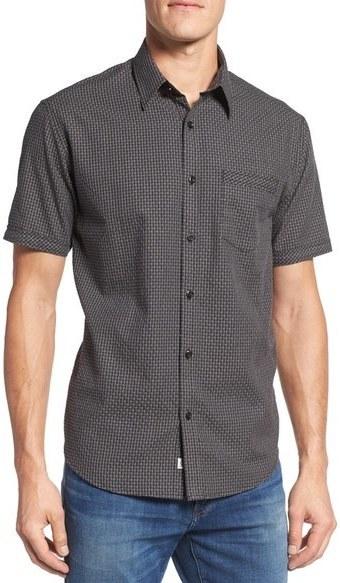 b6462c9081e James Campbell Men s James Campbell Short Sleeve Sport Shirt